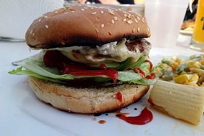 Homemade Burger 10