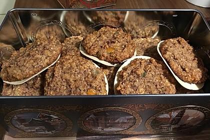 Elisenlebkuchen mit Maronen