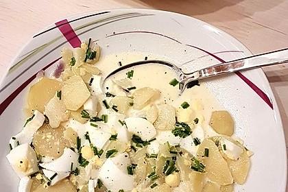Omas Kartoffeln mit Schnittlauchsoße