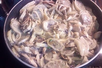 Schnelle Maultaschen-Pilz-Pfanne 4