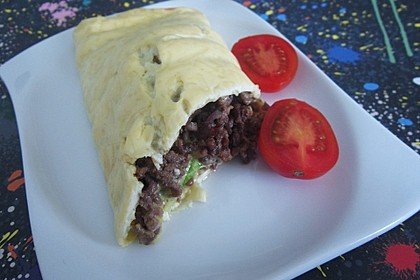 Low-Carb Big Mac-Rolle 1