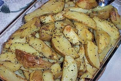 Potato Wedges 9