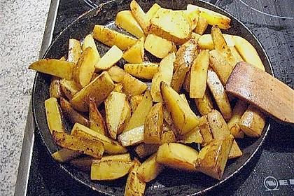 Potato Wedges 11