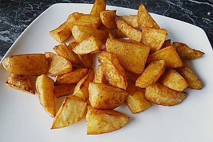 Potato Wedges 1