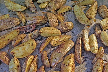 Potato Wedges 14