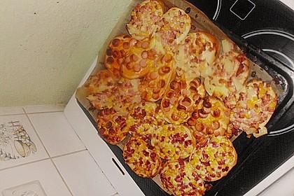 Pizza - Baguette - Brötchen 4