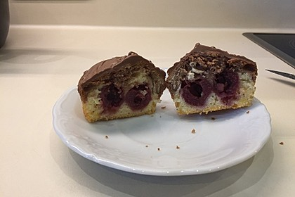 Donauwellen - Muffins 60
