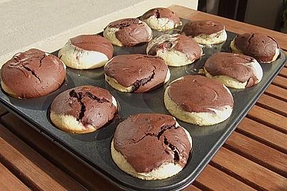 Donauwellen - Muffins 18