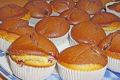 Donauwellen - Muffins 36