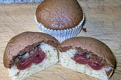 Donauwellen - Muffins 31