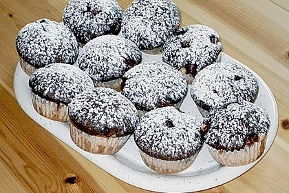 Donauwellen - Muffins 27
