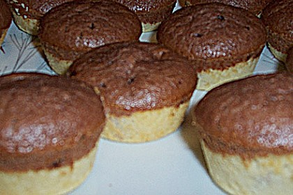 Donauwellen - Muffins 50