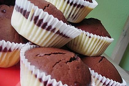 Donauwellen - Muffins 11