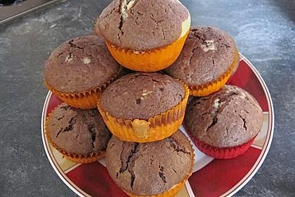 Donauwellen - Muffins 48