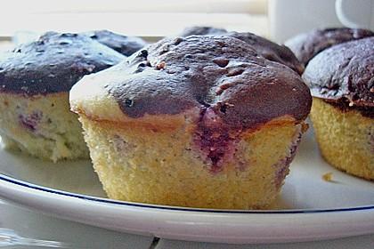 Donauwellen - Muffins 58