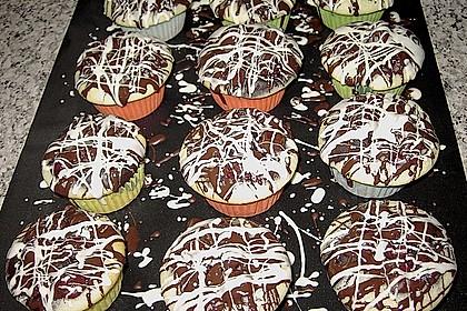 Donauwellen - Muffins 17