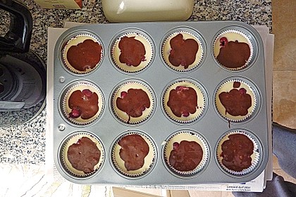 Donauwellen - Muffins 51