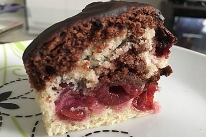 Donauwellen - Muffins 64