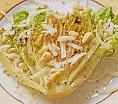 Gebratene Salatherzen (Bild)
