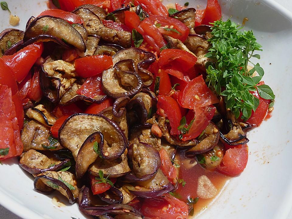 Rezept salat tomaten