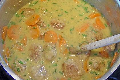 Curry - Bällchen 20