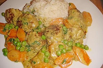 Curry - Bällchen 16