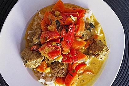 Curry - Bällchen 11