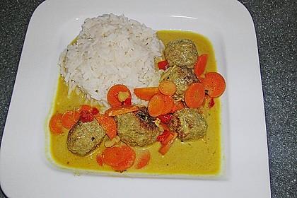 Curry - Bällchen 1