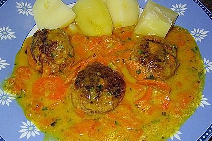 Curry - Bällchen 6