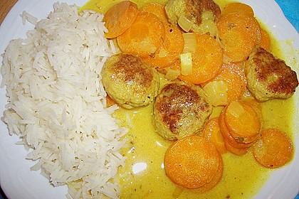 Curry - Bällchen 2
