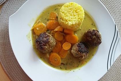 Curry - Bällchen 7