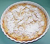 Apfelkuchen mit Amaretto - Sahneguss (Bild)