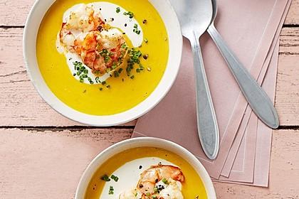 exotische kürbissuppe (rezept mit bild) von manchester | chefkoch.de - Chefkoch De Kürbissuppe