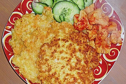 Reis - Pfannkuchen 6