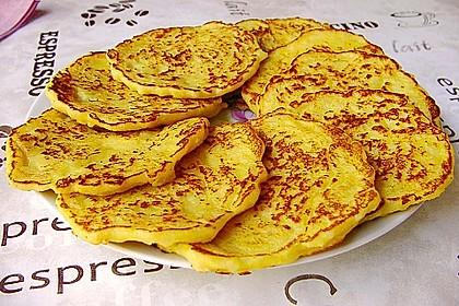 Reis - Pfannkuchen 1
