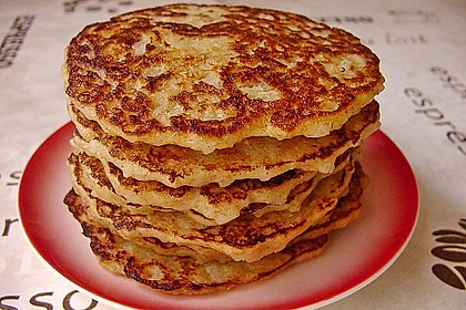 Reis - Pfannkuchen