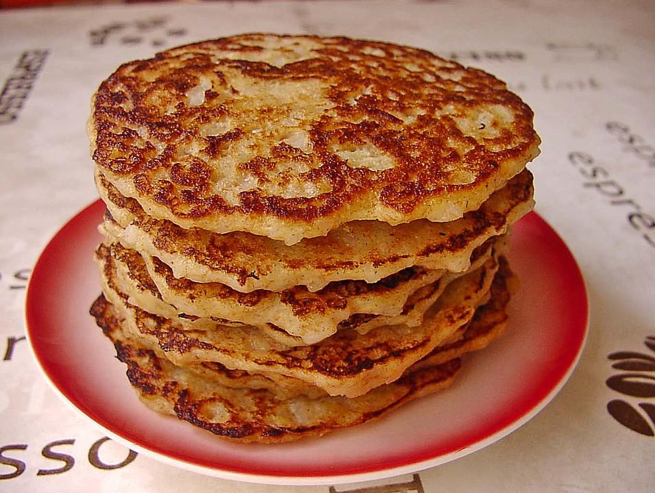Pfannkuchen Beilage