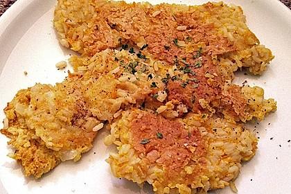 Reis - Pfannkuchen 2