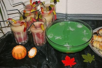 Halloween - Geister - Bowle 6