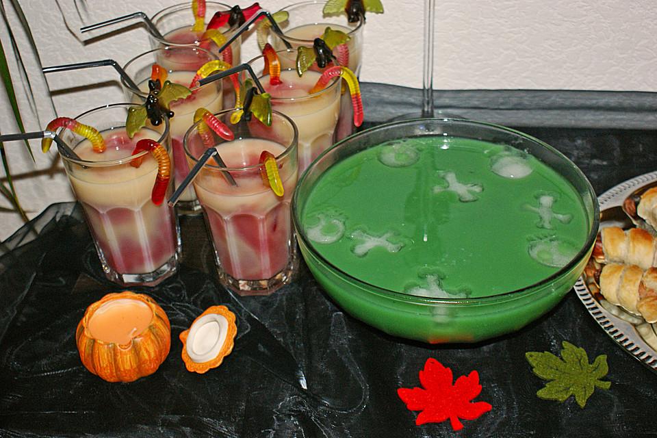 Halloween - Geister - Bowle von Backliesel | Chefkoch.de