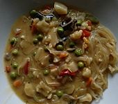 Thai Green-Curry-Soup