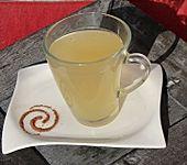 Ingwer-Zitronen-Eistee (Bild)