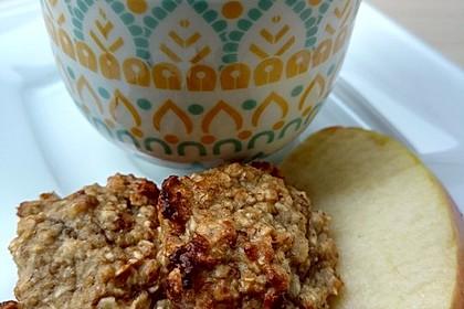 Rezept musli kekse ohne zucker