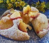 Sheila's Peach Pudding
