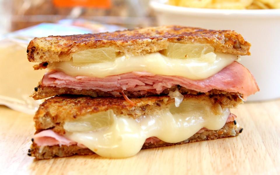 Das beste gegrillte Käse-Sandwich von AnnikaL94 | Chefkoch.de