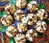 Schokoladen-Kokosnuss-Muffins à la Nuriati