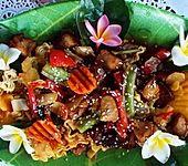 Tamie goreng Cap Cay Ayam ala Sriwidi