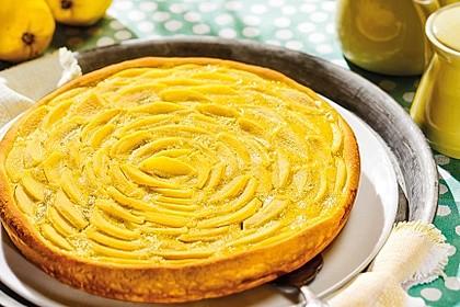 Quitten-Kuchen