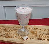 Radieschen-Milch (Bild)