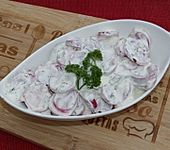 Radieschenjoghurt (Bild)